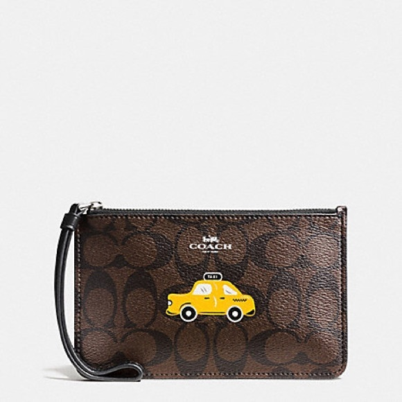 Coach Handbags - NWT Coach limited edition wristlet!!